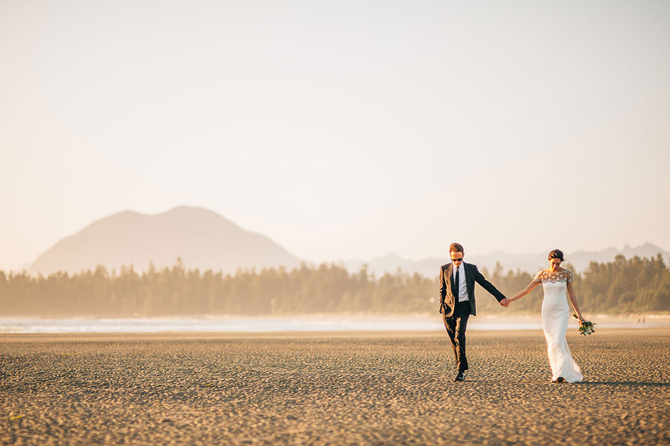 wedding portraits tofino