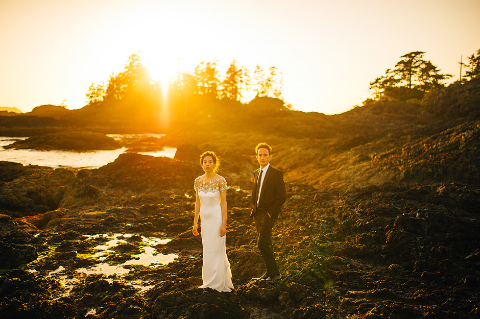 tofino photographer wedding