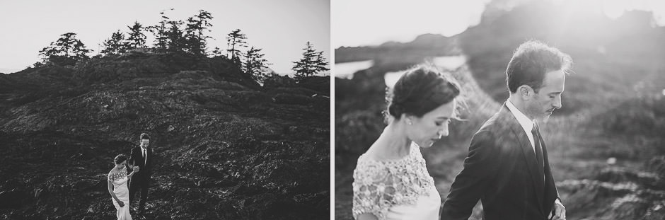 tofino beach wedding