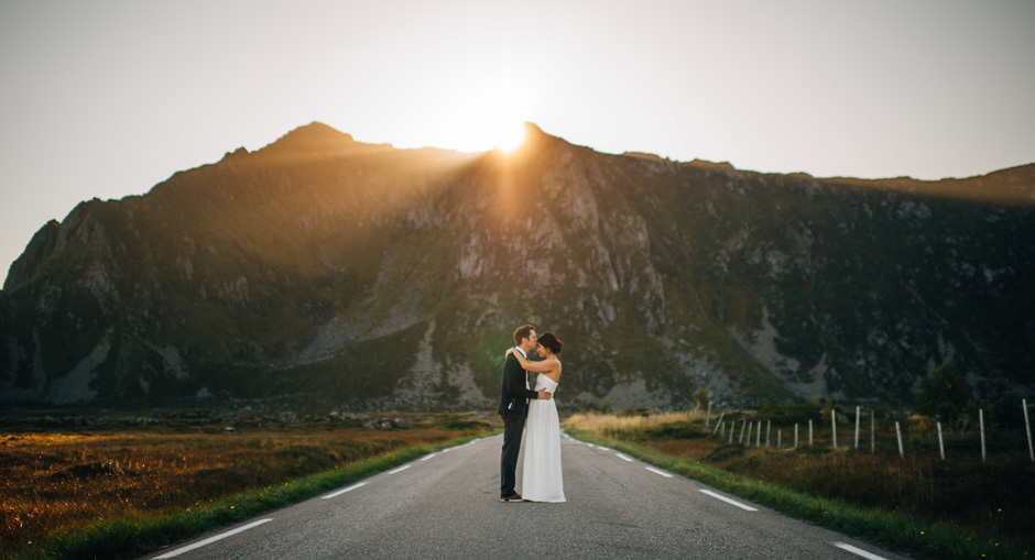 wedding photographer lofoten