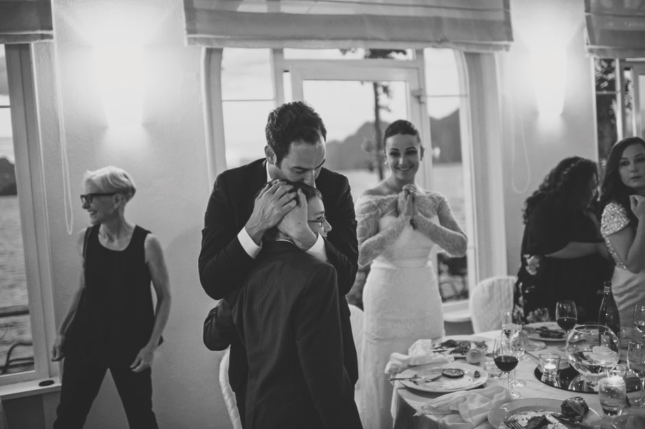 Isola Superiore wedding