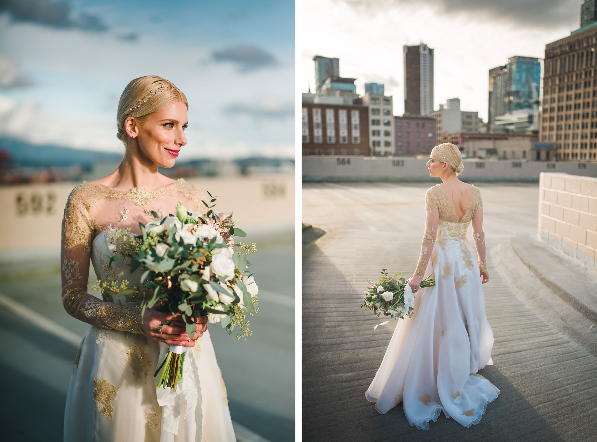 city wedding photographer