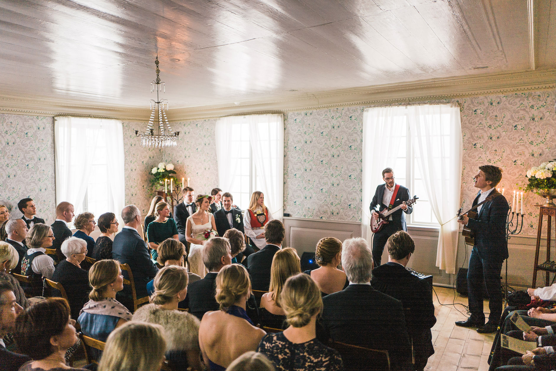 wedding in norway