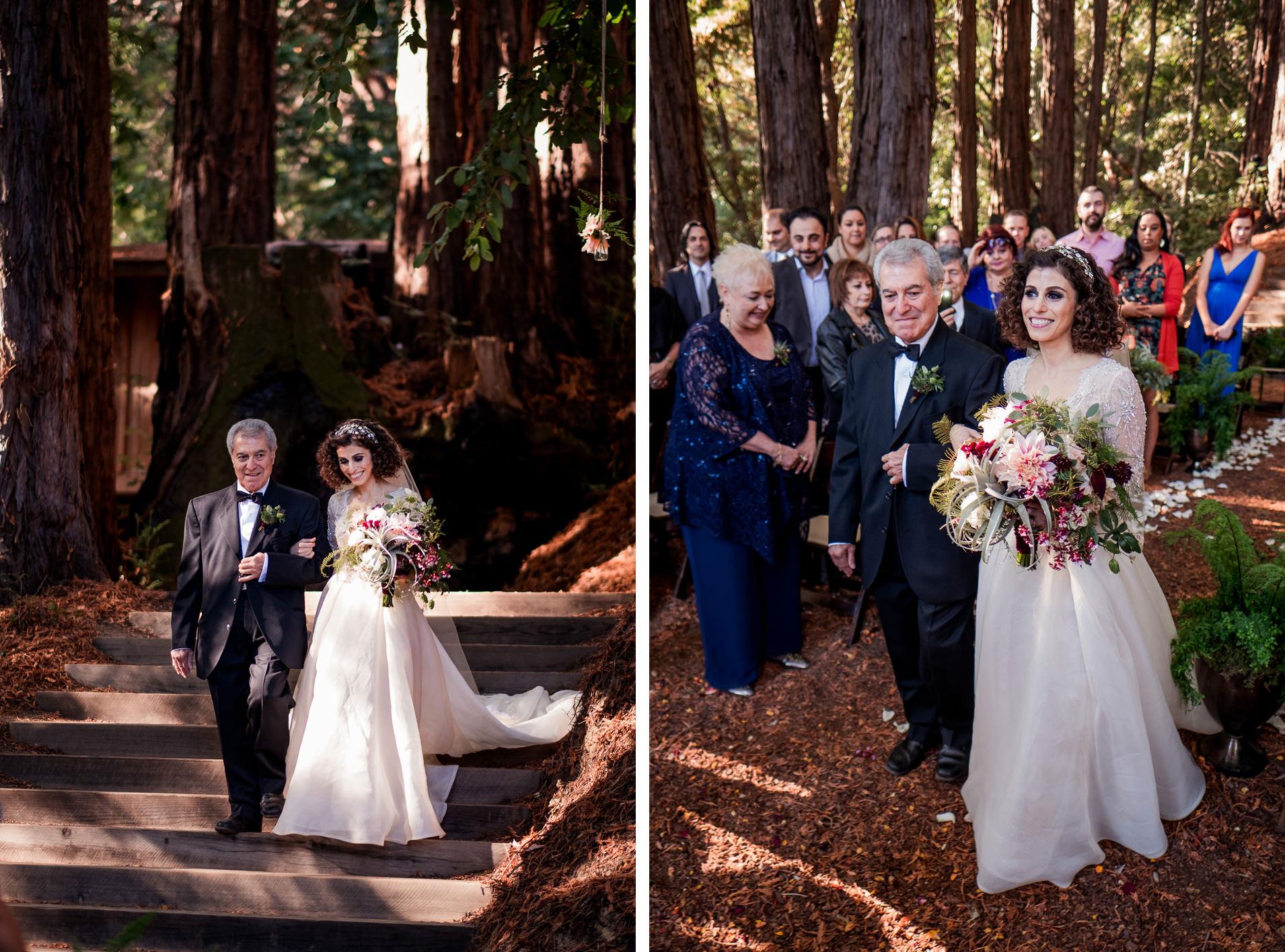 wedding in ben lomond