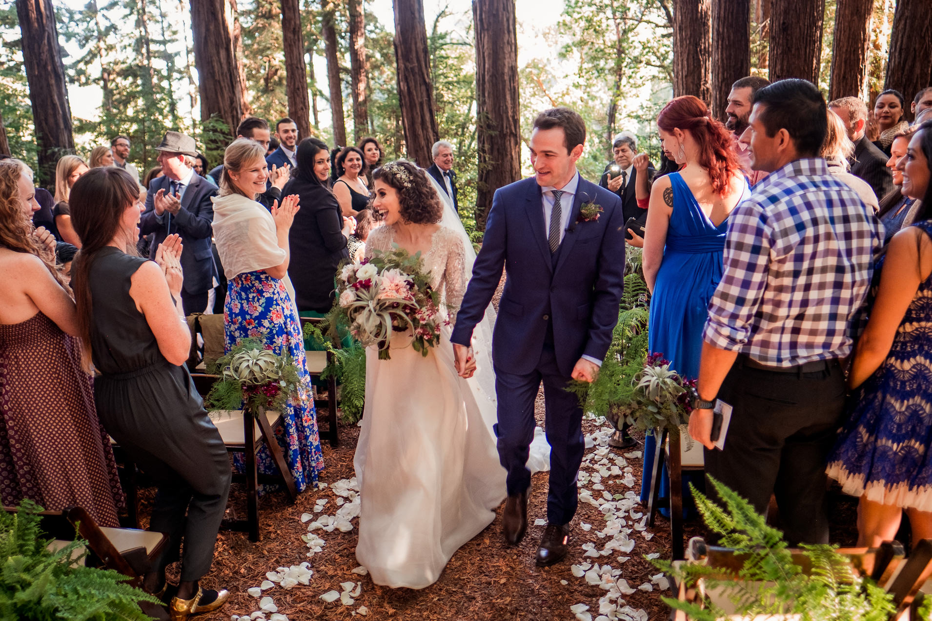 sequoia wedding photographer