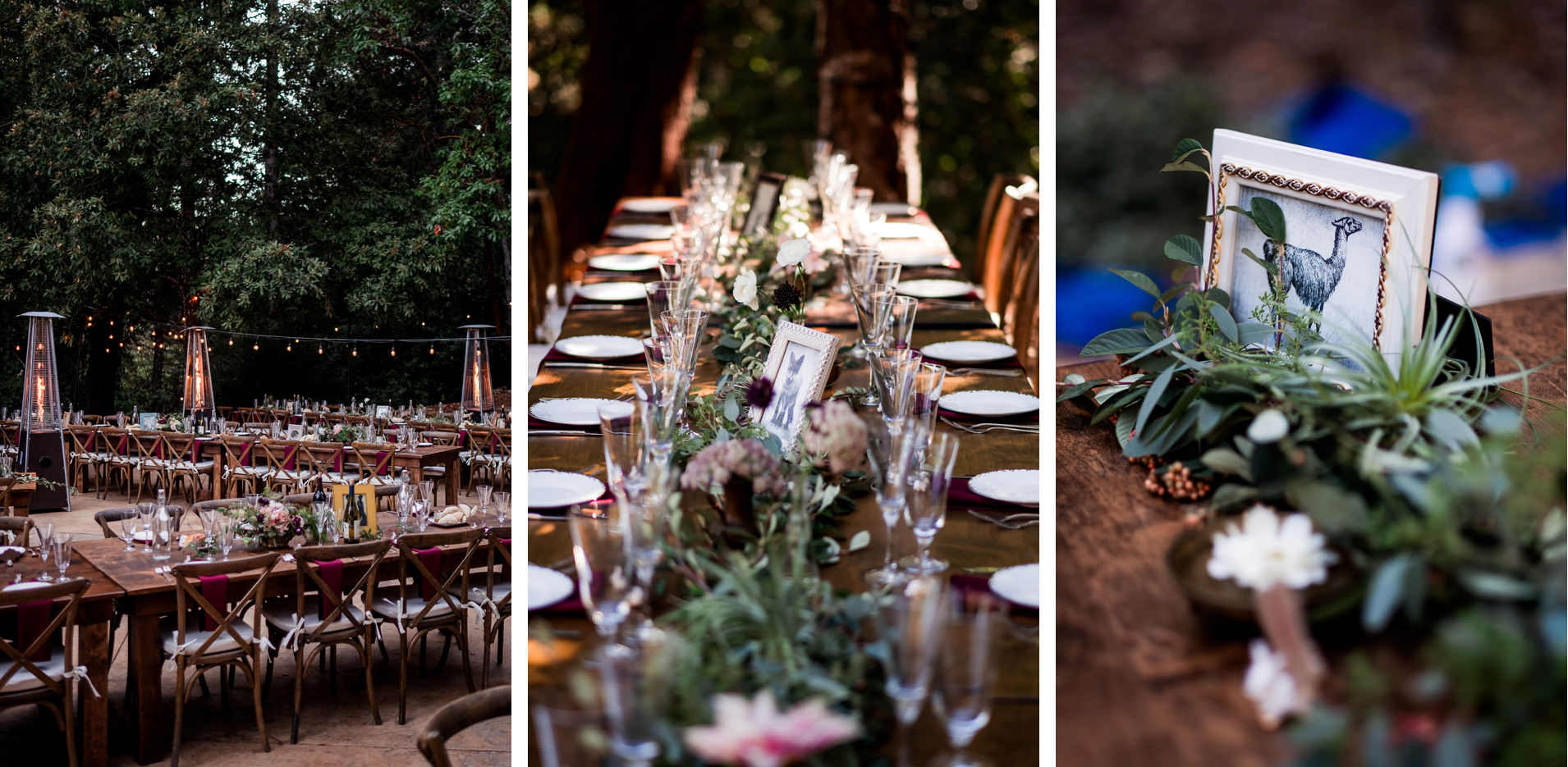Wedding At Sequoia Retreat Center