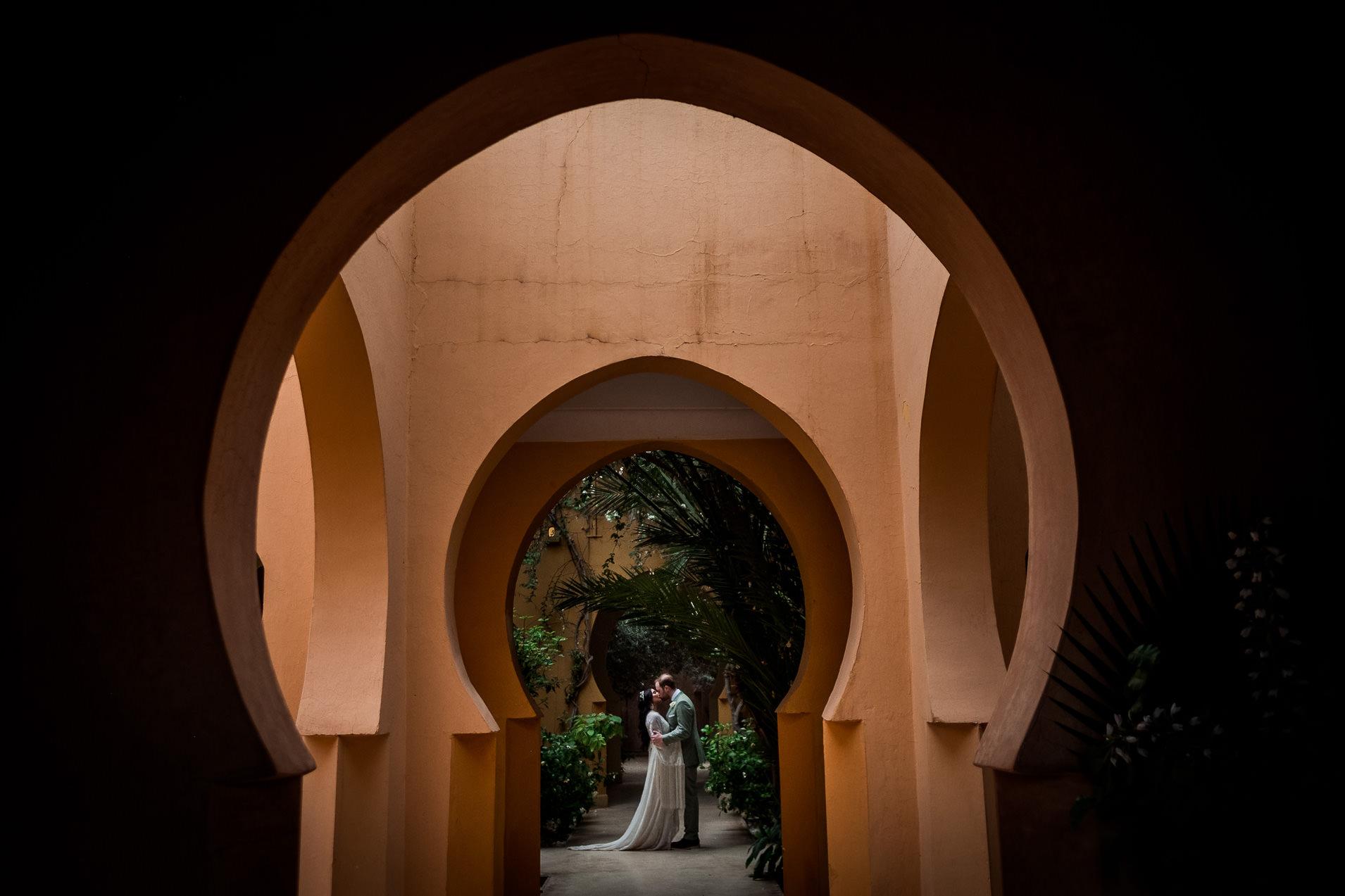 marrakesh wedding photo