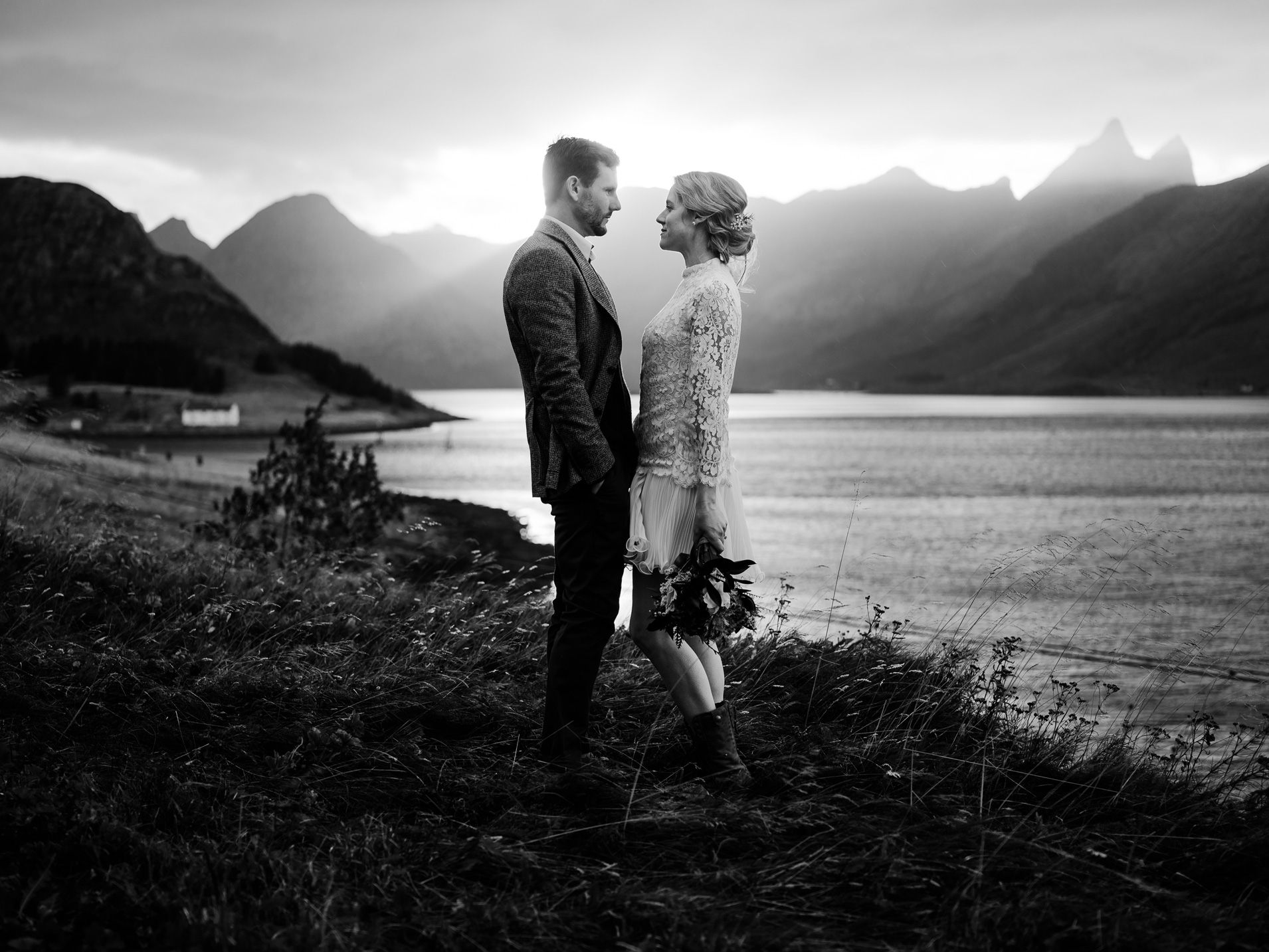wedding photographer norway