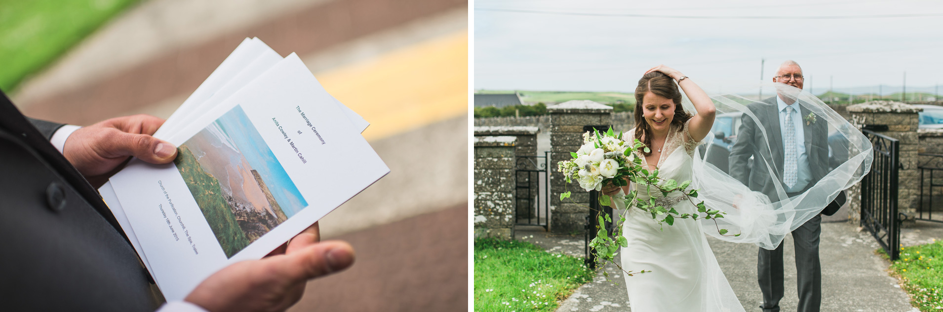 wedding in ireland