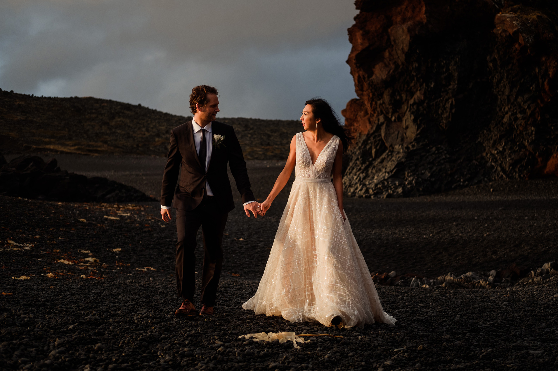 cool iceland wedding