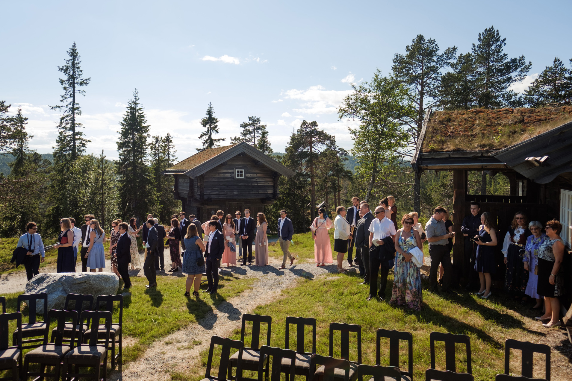 destination wedding norway