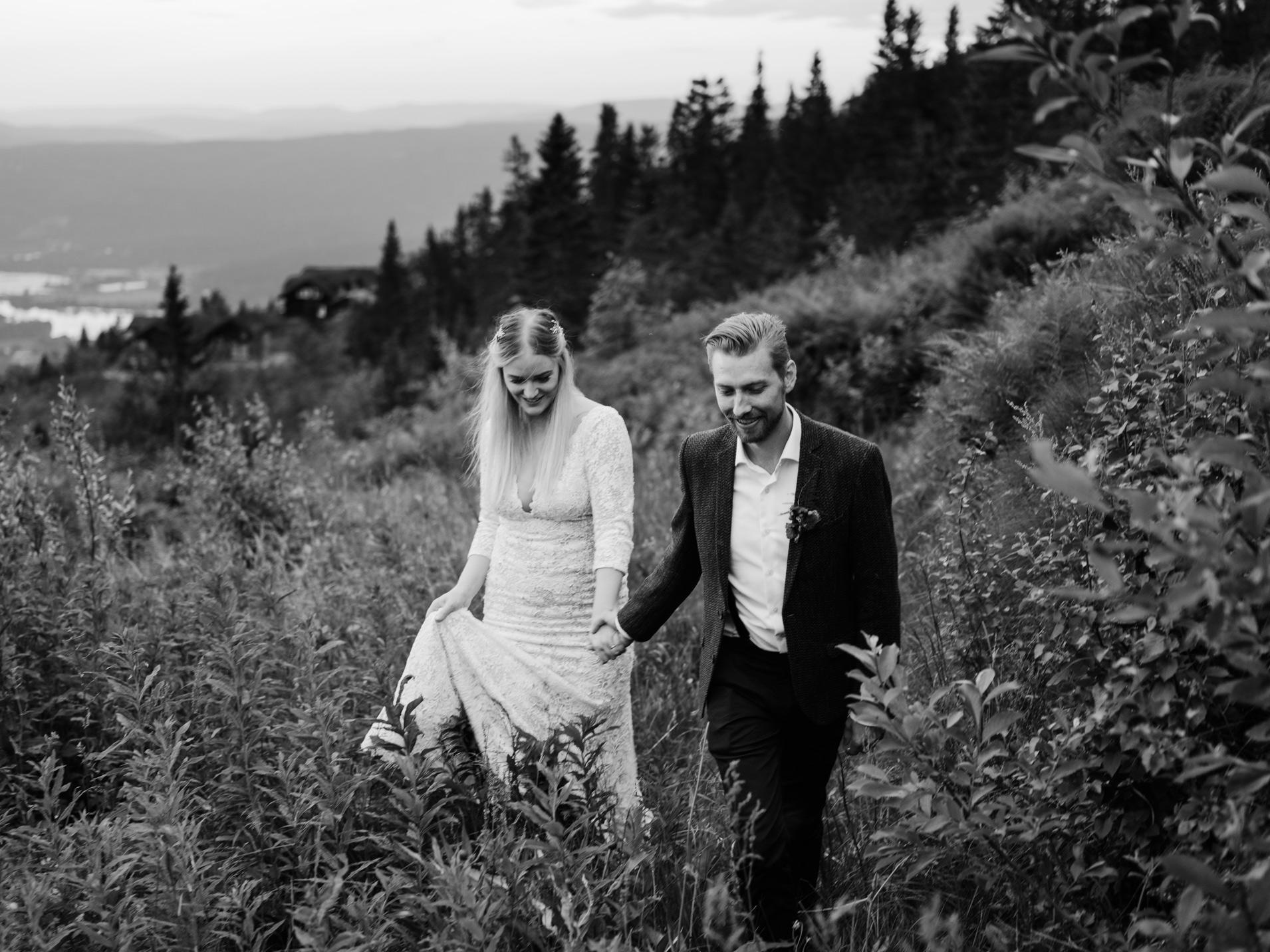 bröllopsfotograf norge