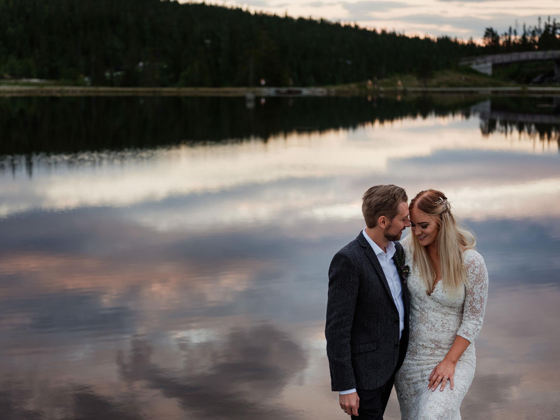 norge bröllop