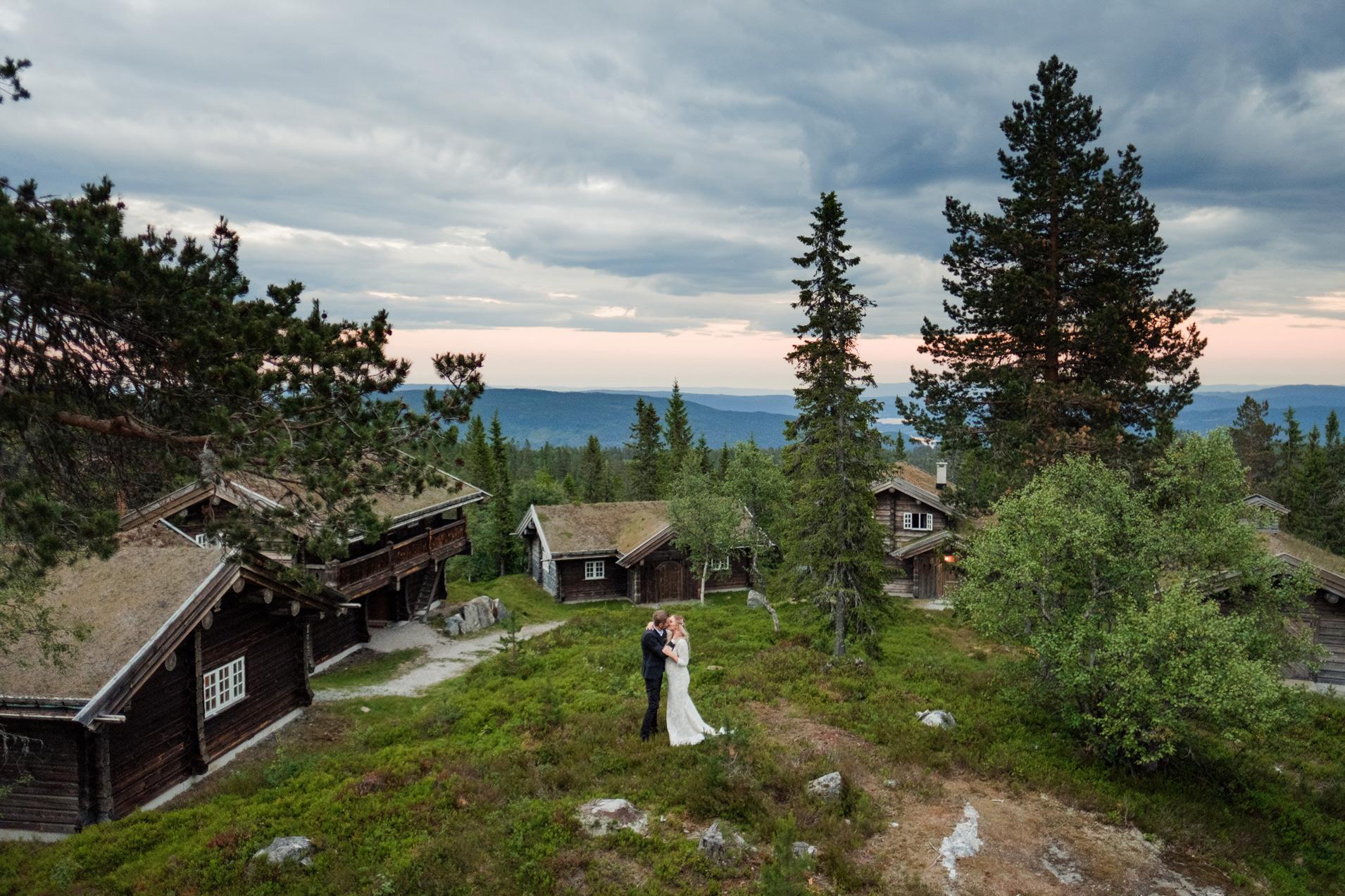 Noreheim bryllup