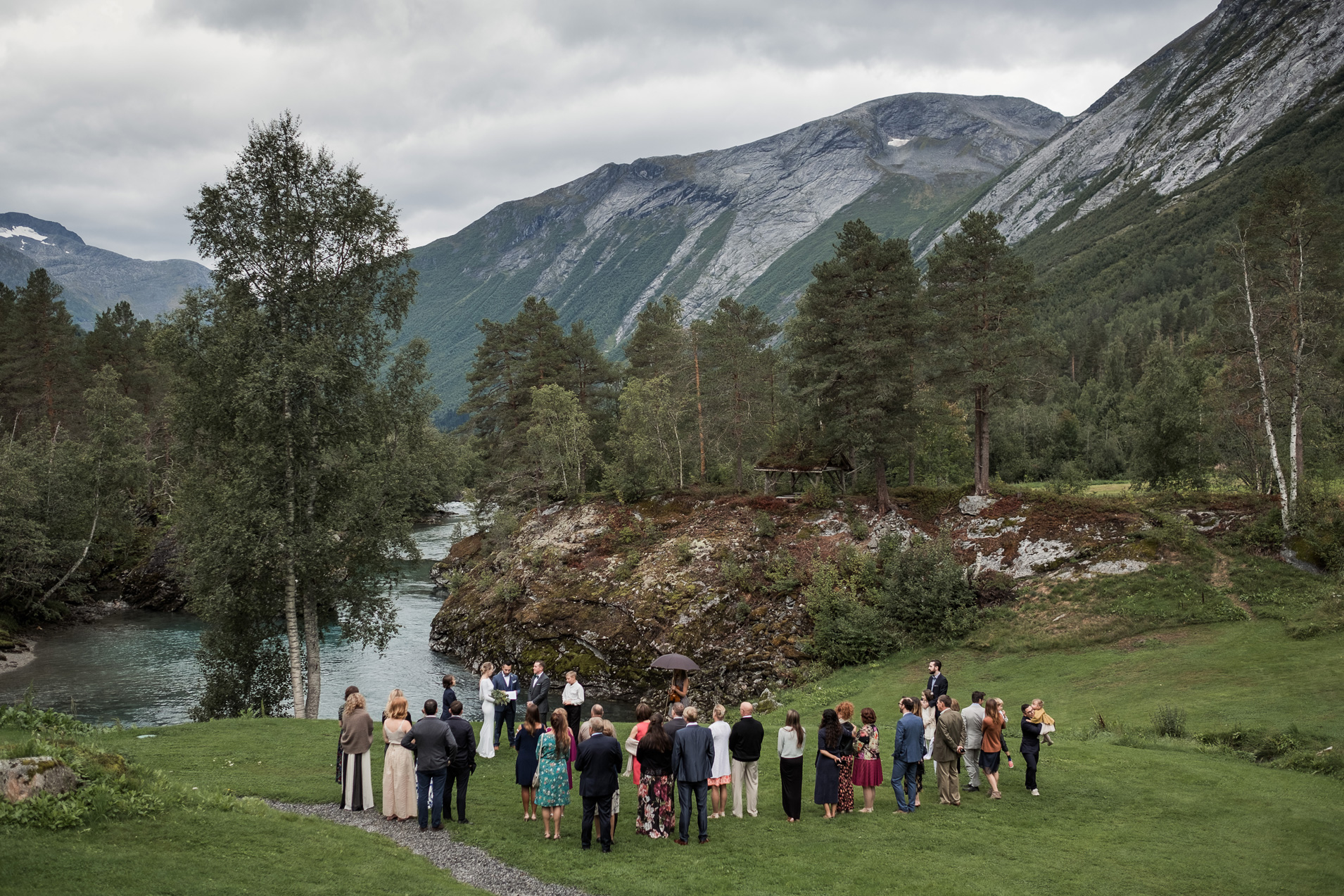 Juvet Landscape Hotel Wedding