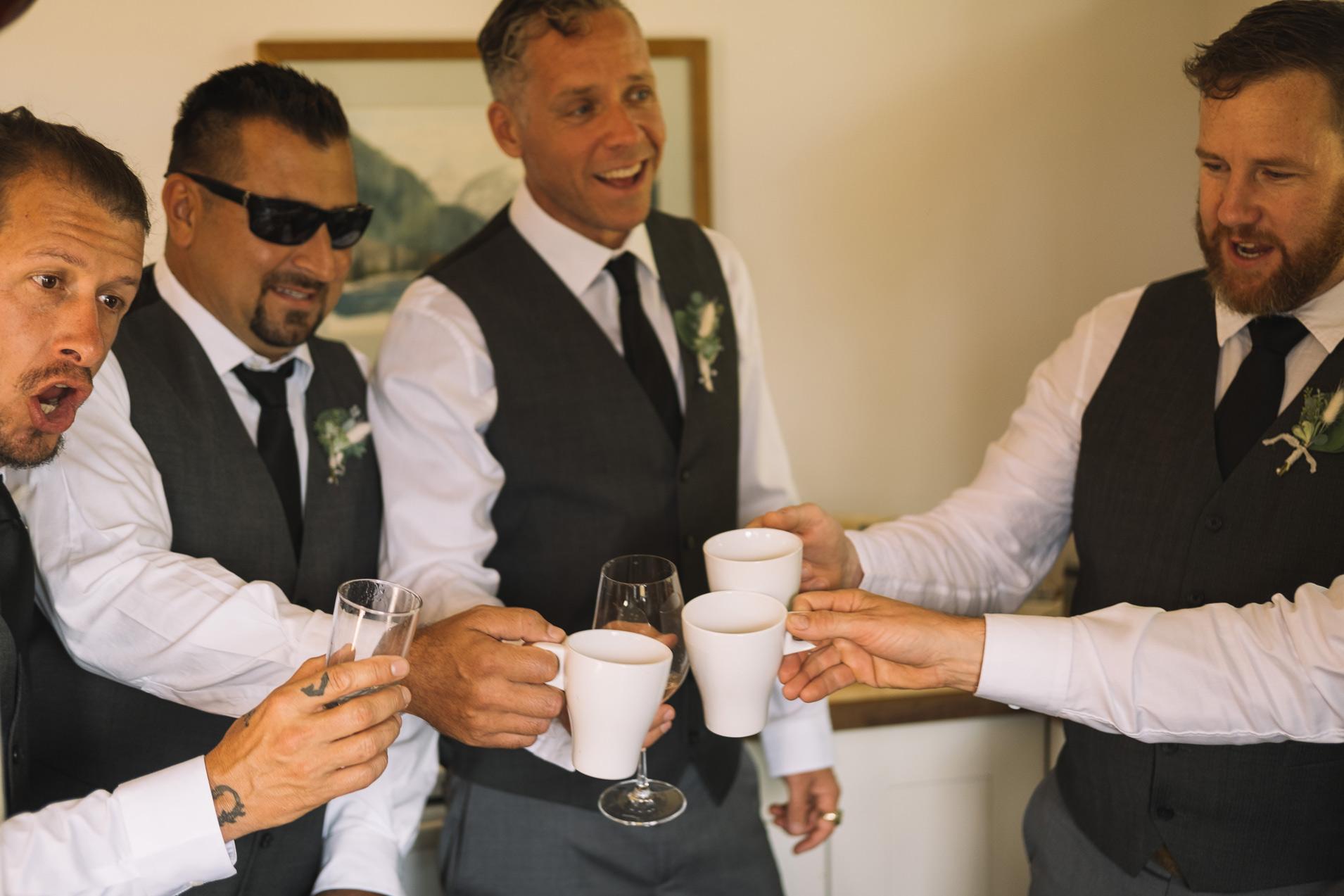 Gulf Islands Weddings