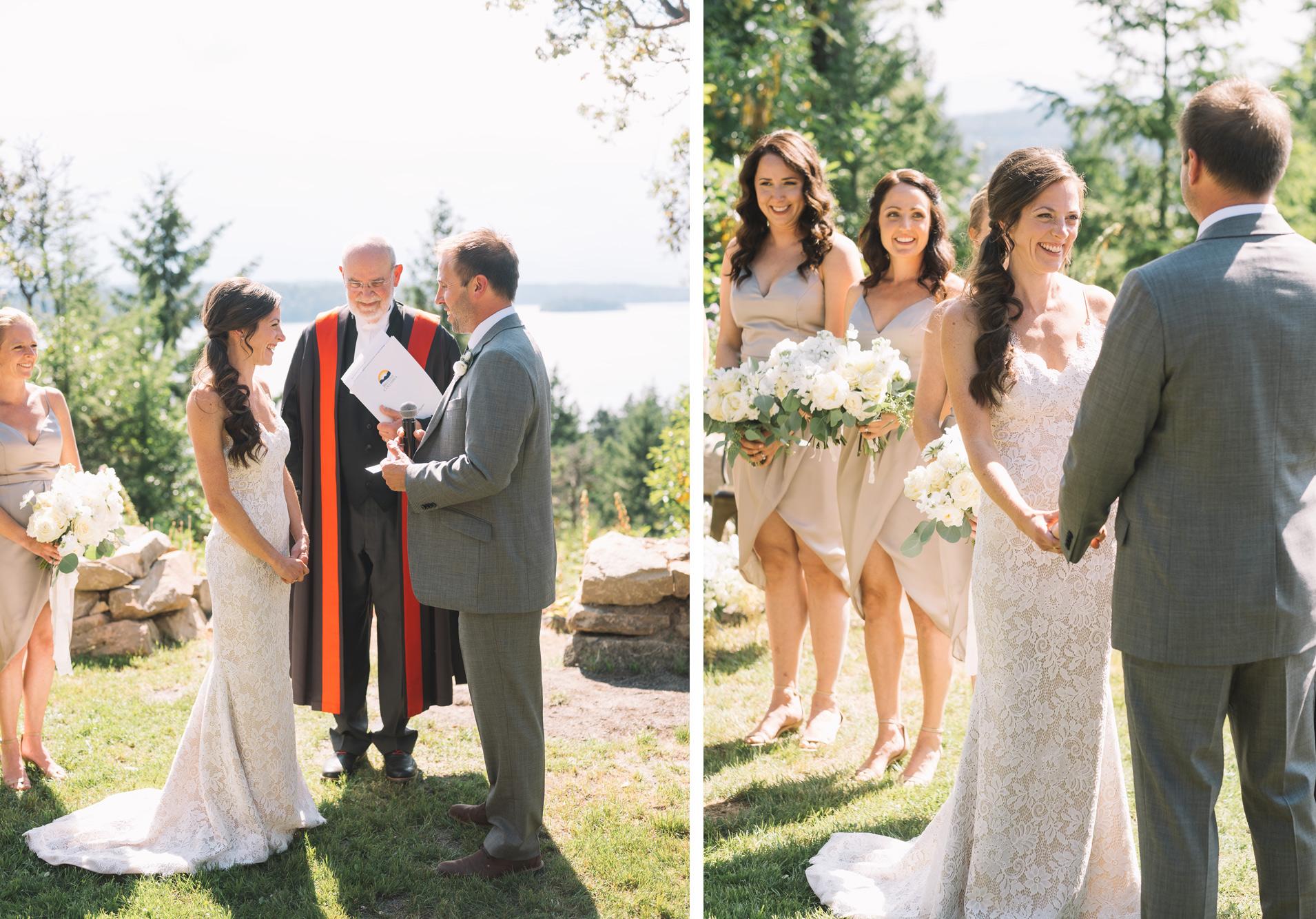Bodega Ridge Wedding Ceremonies