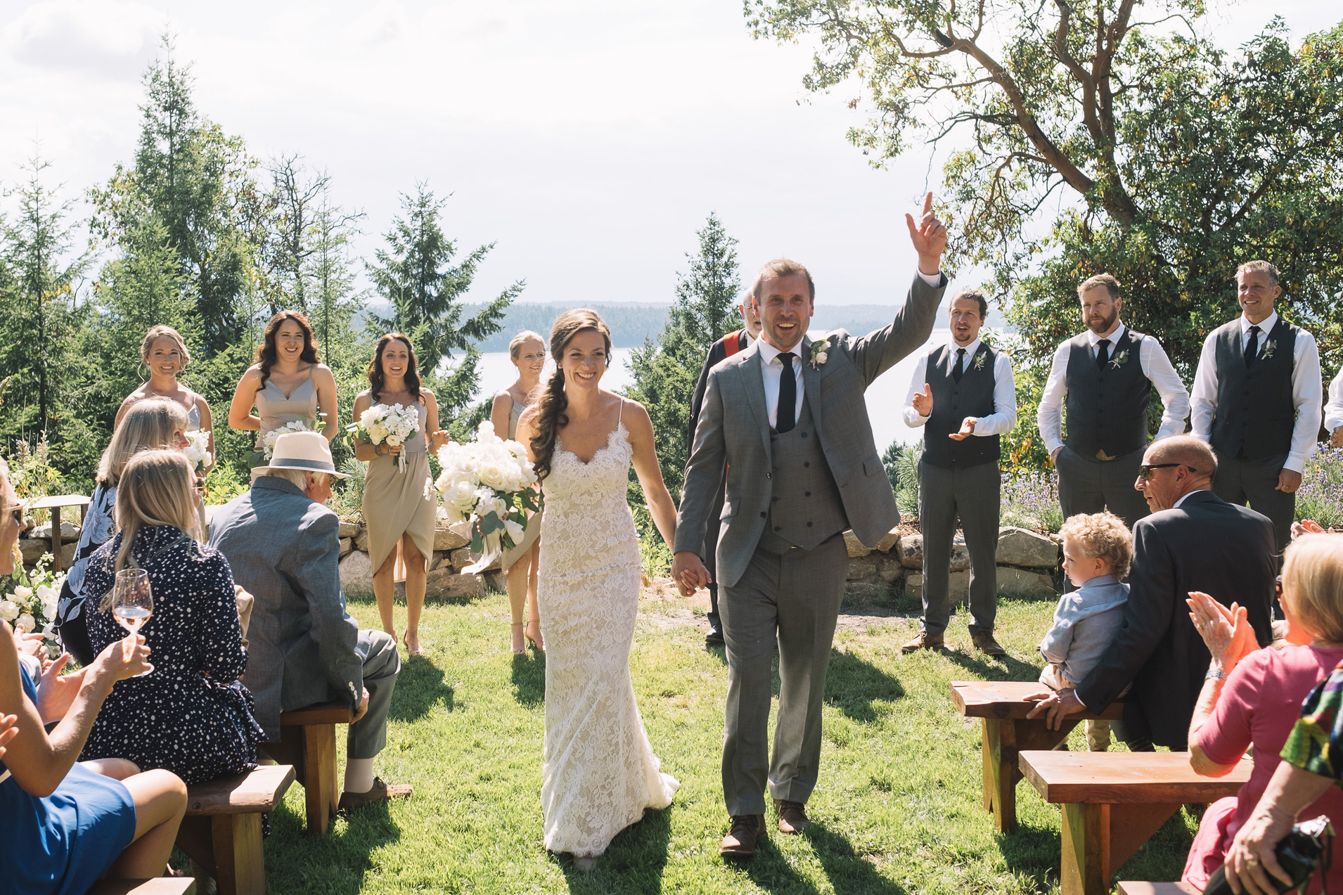 Bodega Ridge Ceremony