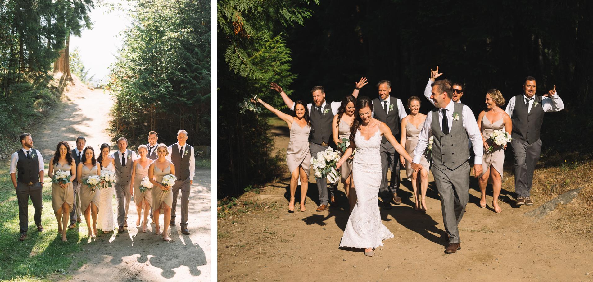 Bodega Ridge Bridal Party