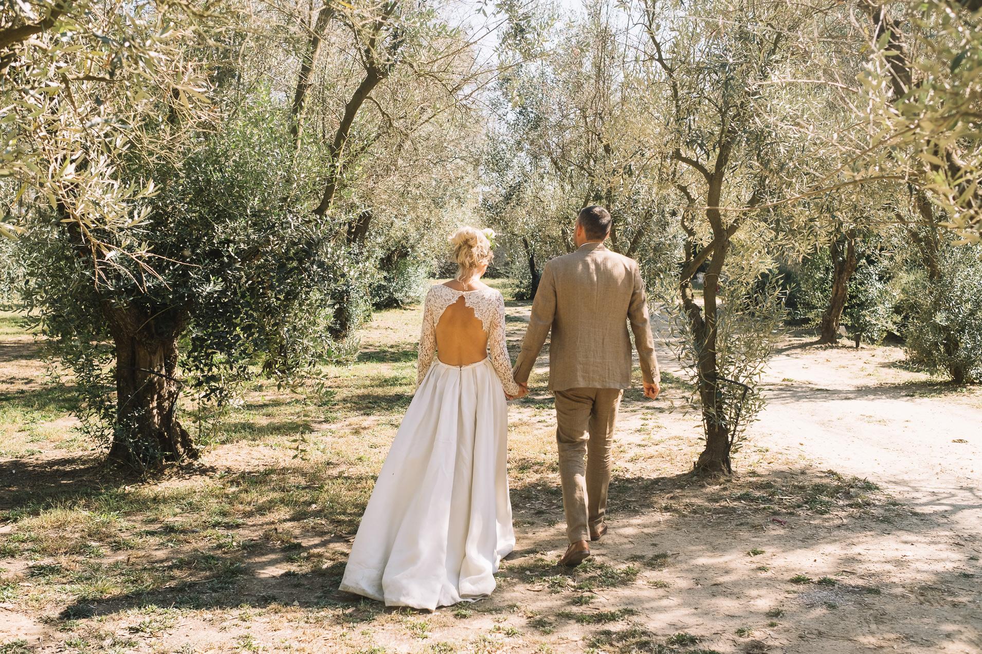 Tenuta Tresca Wedding Venue in Puglia