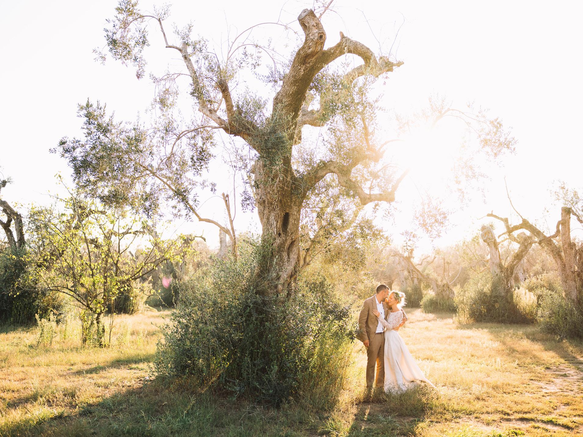 Puglia Wedding Portrait