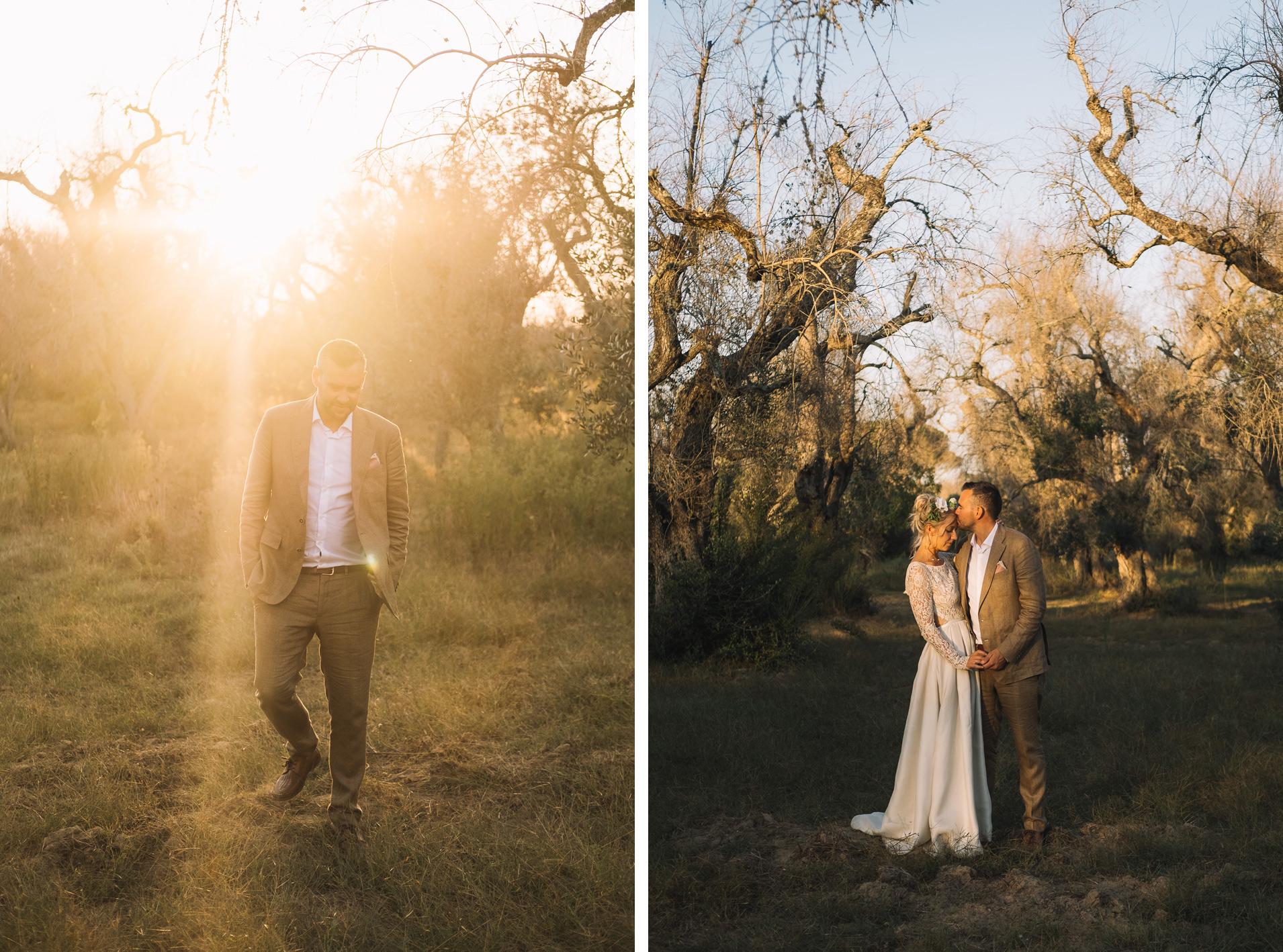 Puglia Wedding Portraits