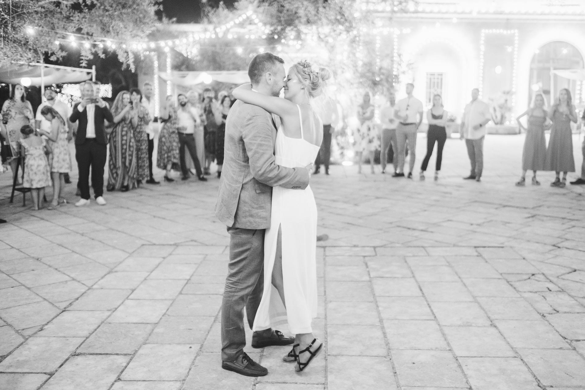 Puglia First Dance