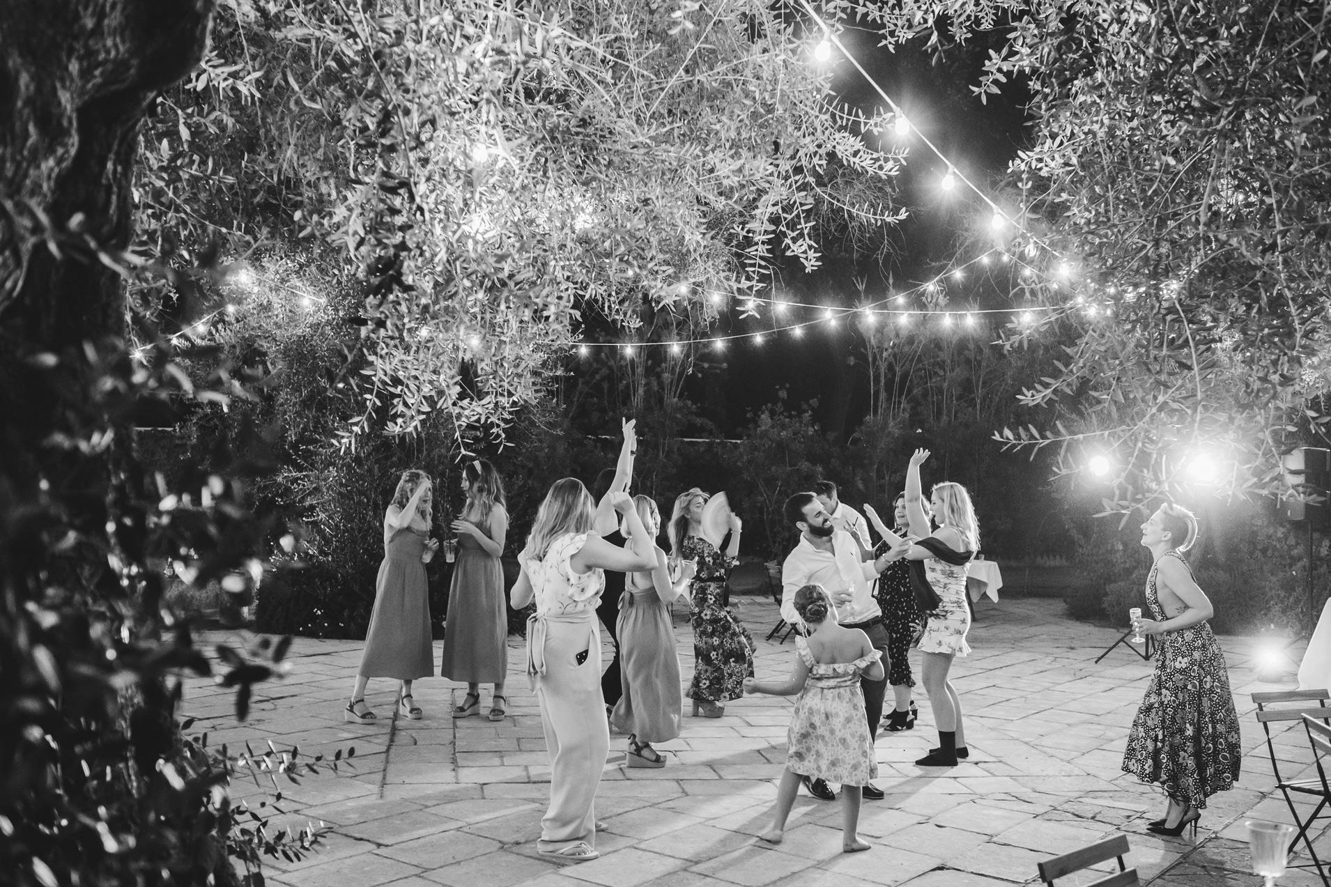 Tenuta Tresca Wedding Reception