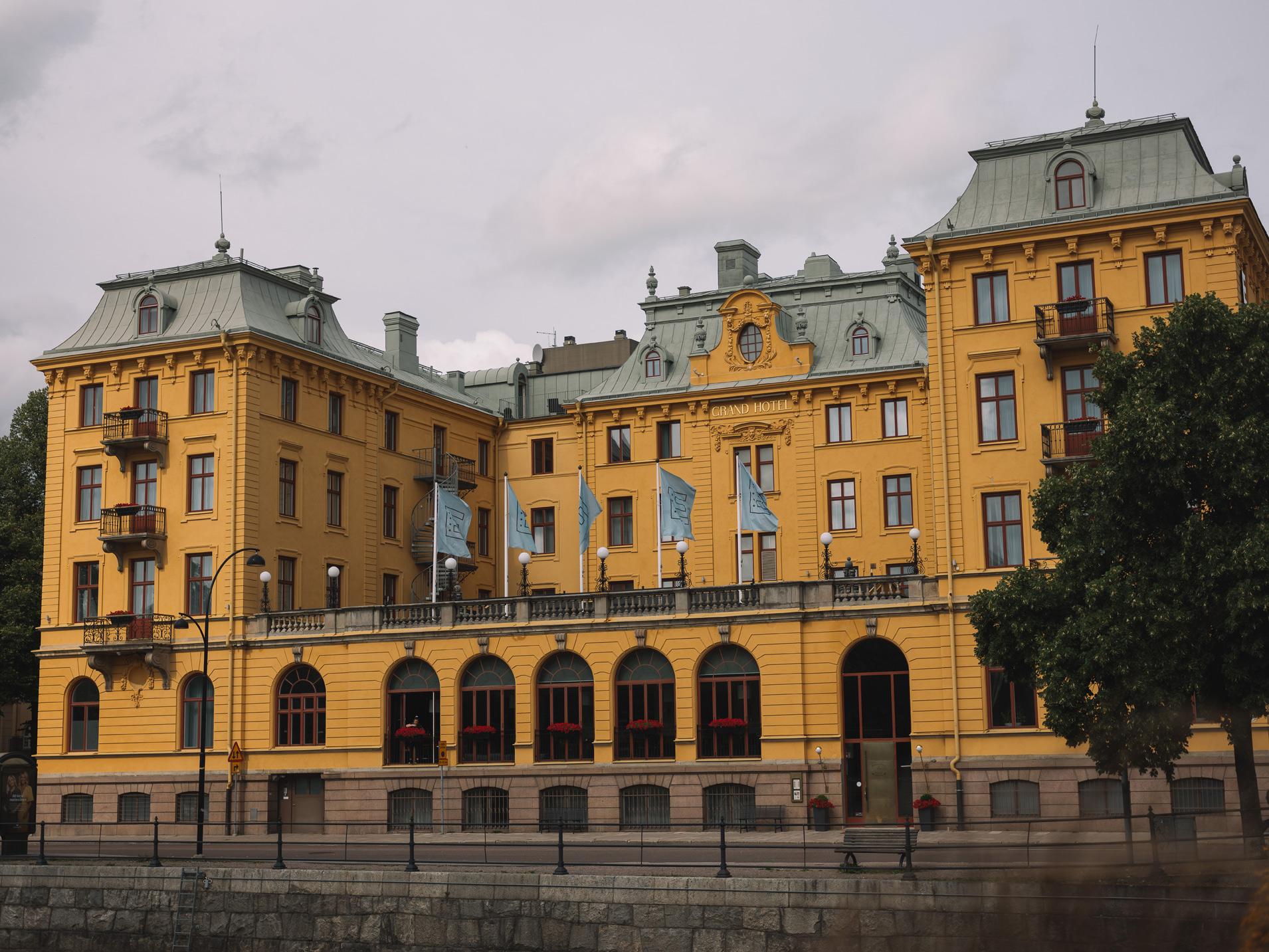 Grand Hotel Gävle Bröllop