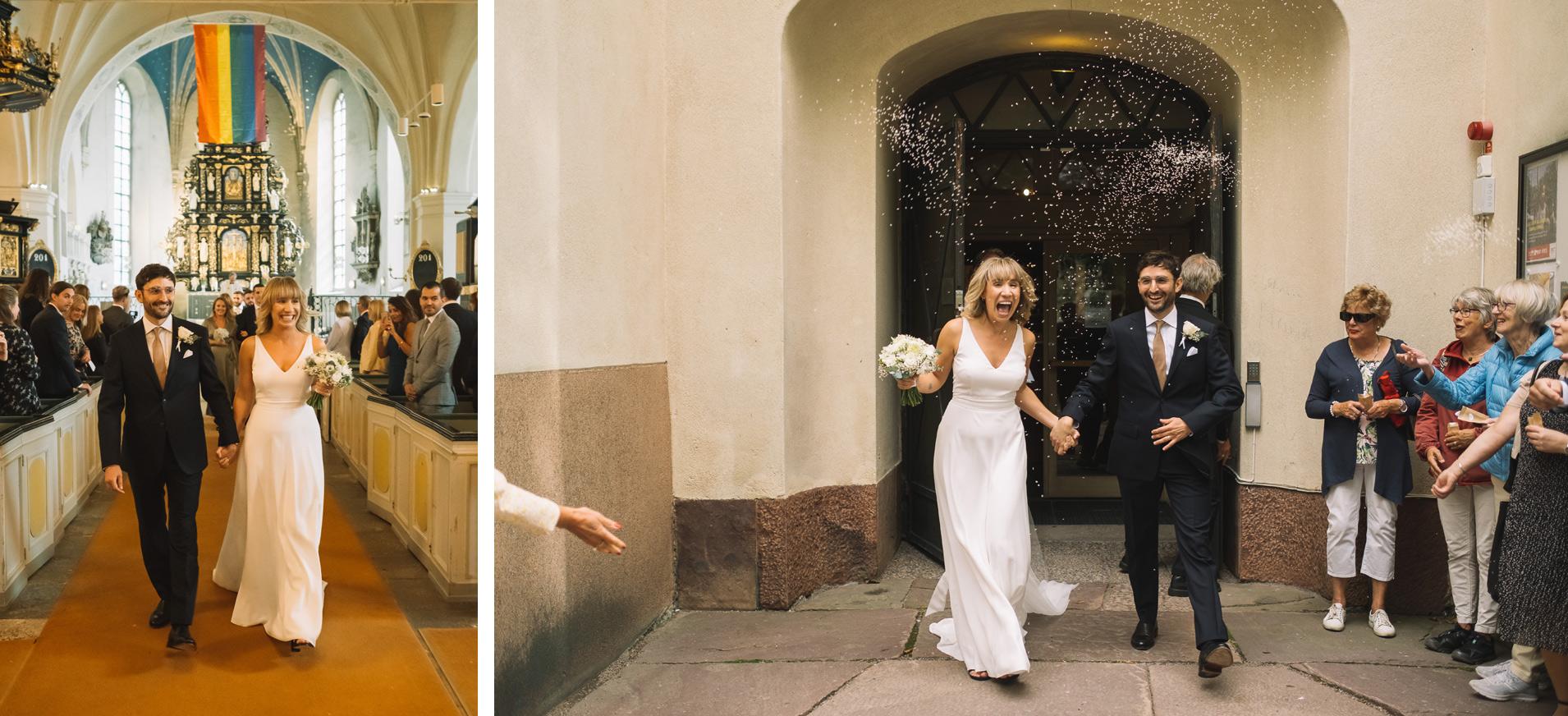 Bröllop Kyrkans Hus Gävle