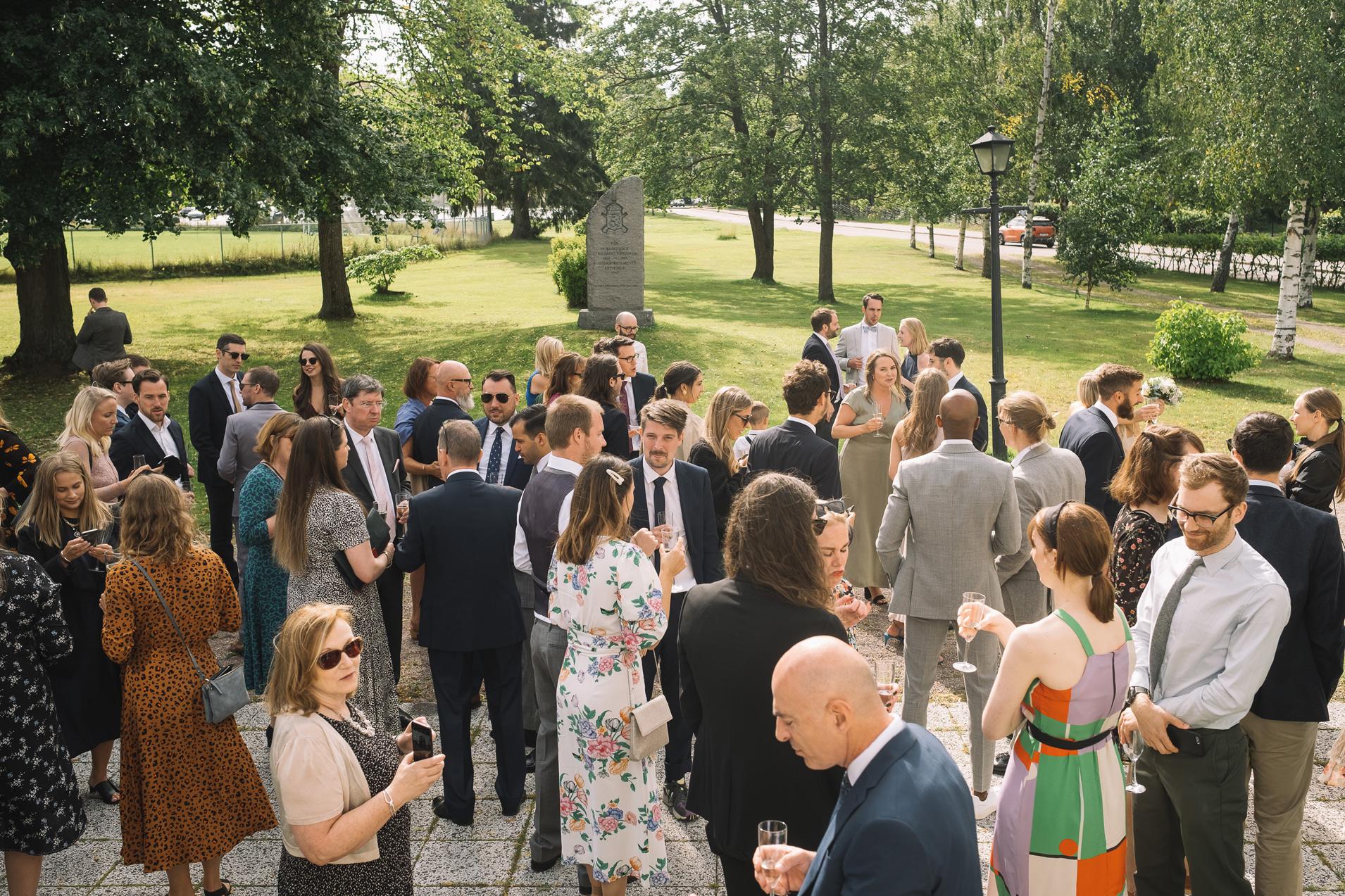 Boulognerskogen Bröllop