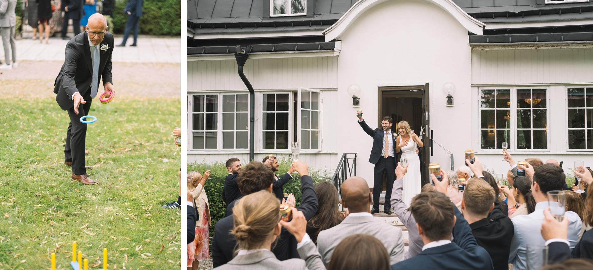 Bröllop Soldathemmet Gävle