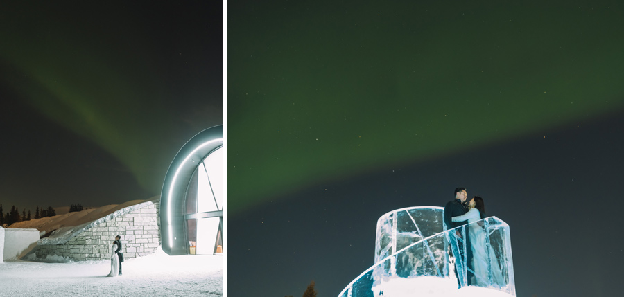 Northern Lights Weddings
