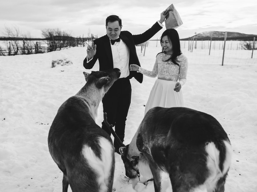 Kiruna Wedding Photographer