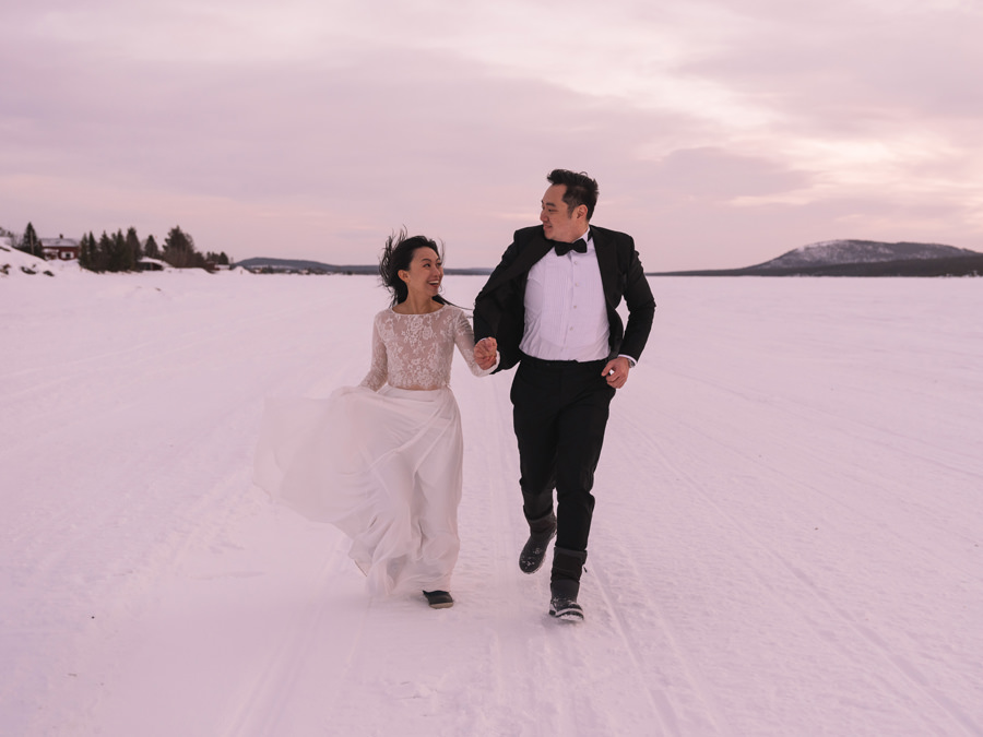 ICEHOTEL weddings