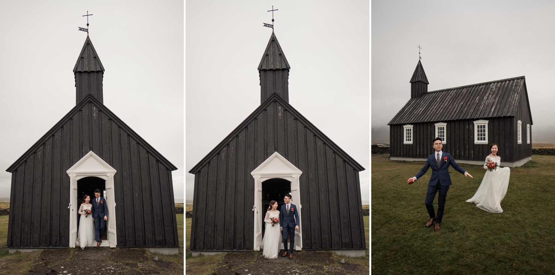 wedding photos iceland