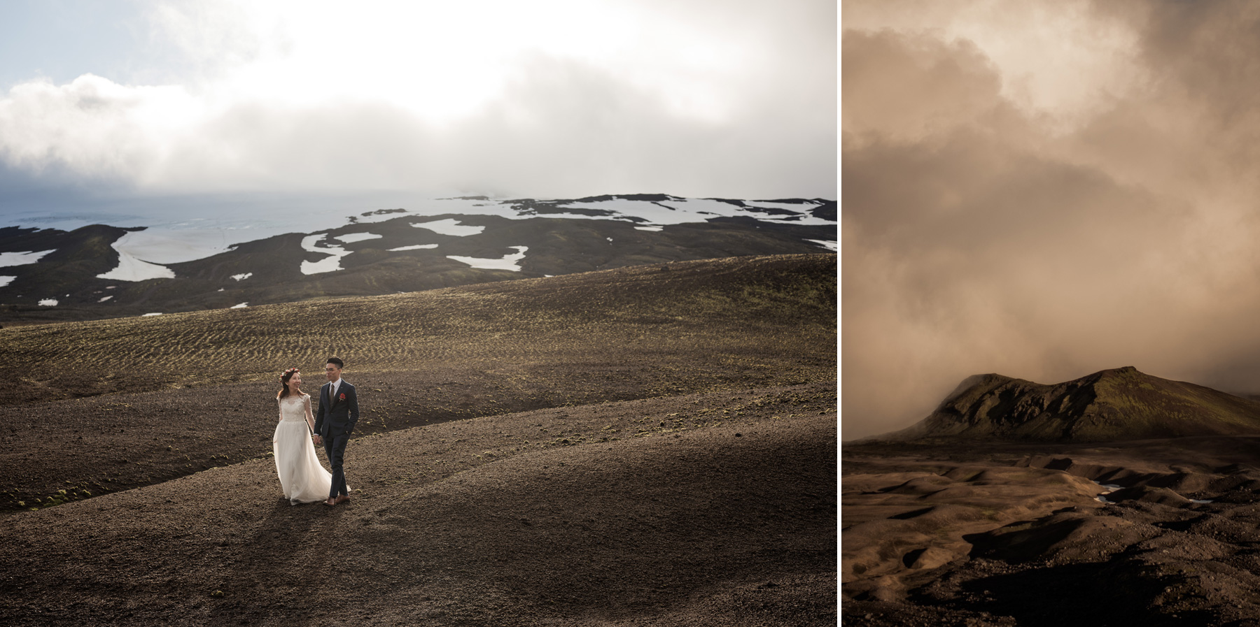 best wedding photos iceland